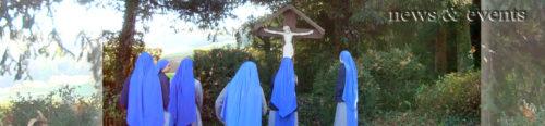 """""""GOD ALLEEN"""" – Contemplatieve zusters in Valkenburg"""