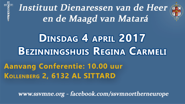 Conferenties-zuster Guadalupe-Sittard