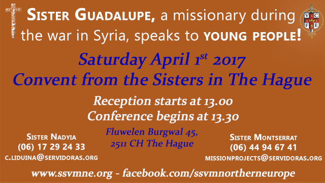 Sister-Guadalupe-Conferences-The-Netherlands-young-people